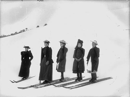 skiinggirls