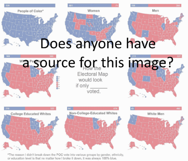 Seeking source for group of electoral maps